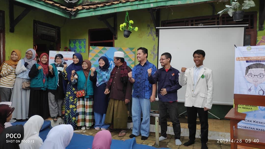 Pengabdian Masyarakat di Desa Kaduengang Kecamatan Cadasari Kabupaten Pandeglang